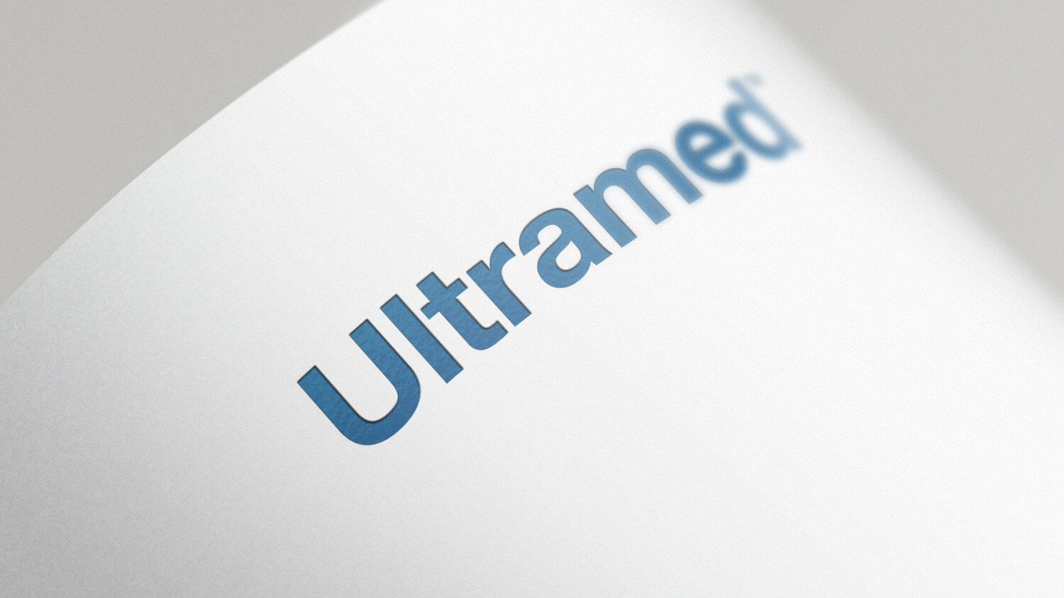 Brand Campaign for Ultramed