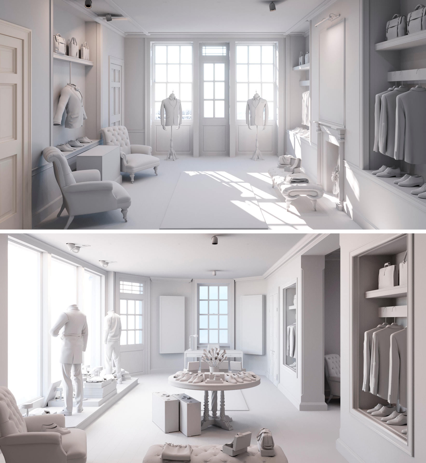 Interior design and visualisation for The Berkeley Group 01