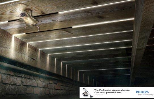 Philips Ad by Sanders Studios