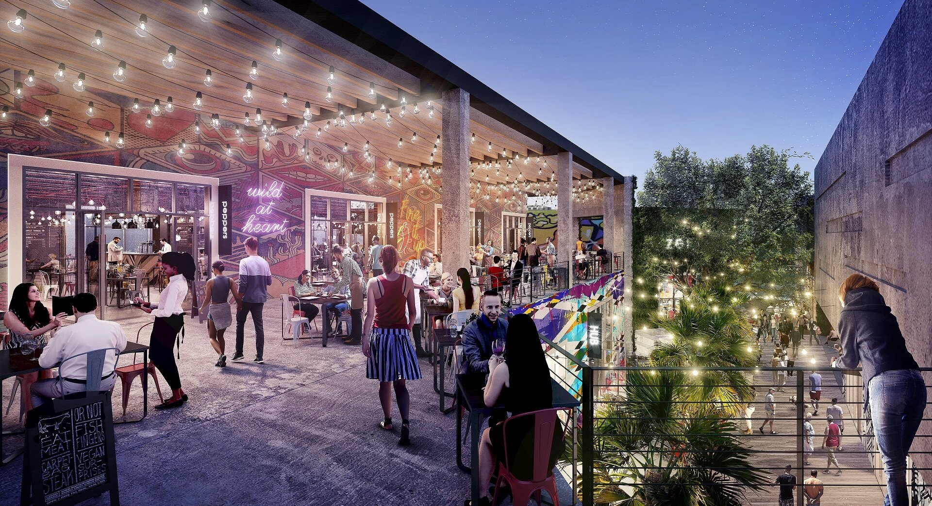 Sanders Studios_ASG_Wynwood Park Internal Renderings Miami 07