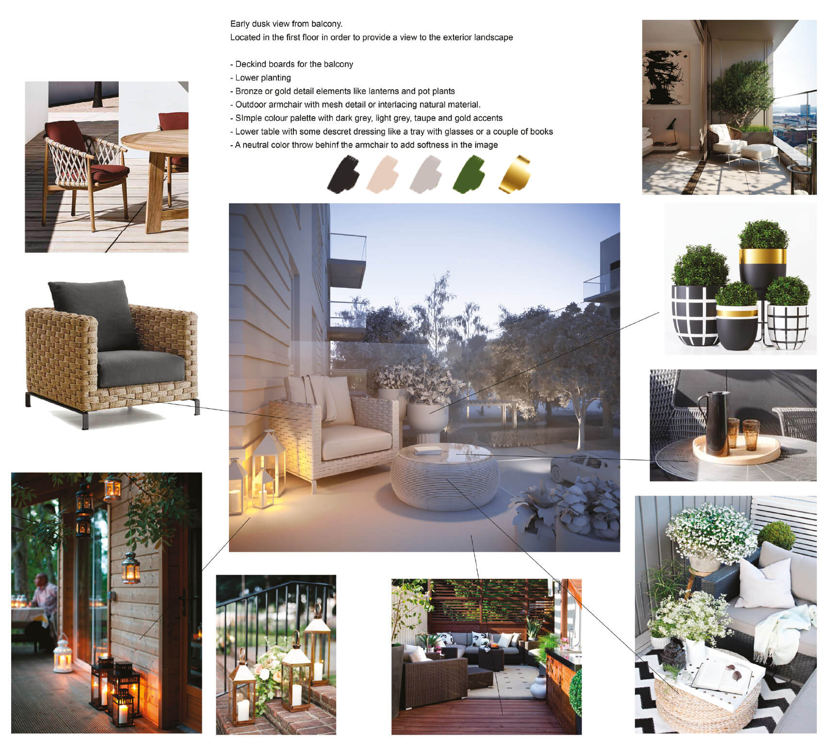 Interior design and visualisation for The Berkeley Group 02