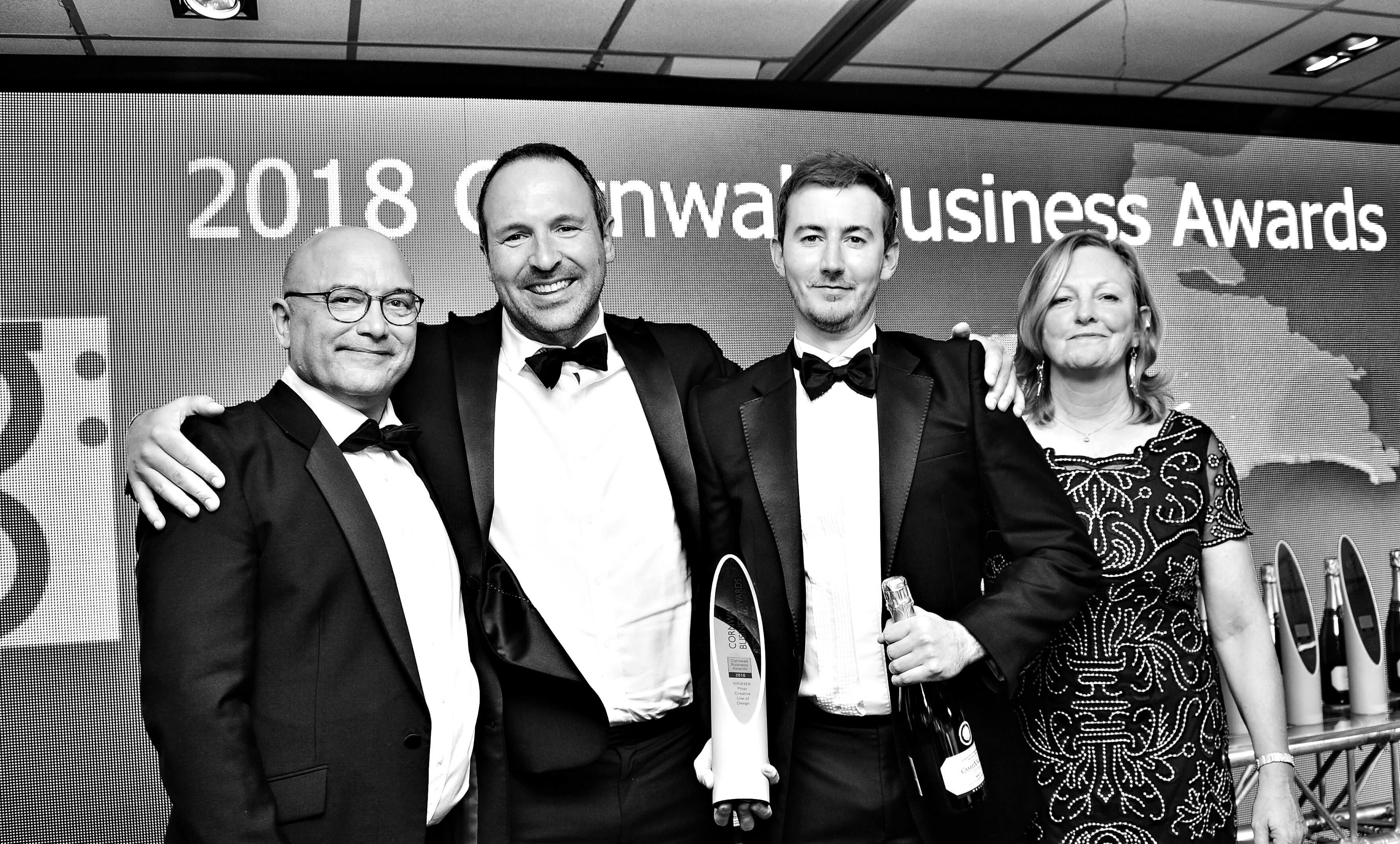 Sanders Studios_Cornwall Business Awards_Virtual Reality