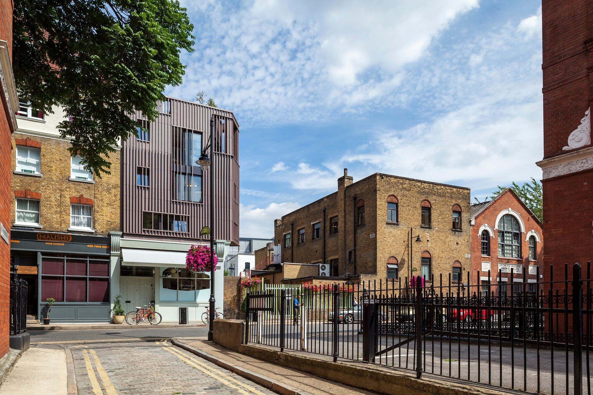 The Tapestry Building King S Cross Planning Application