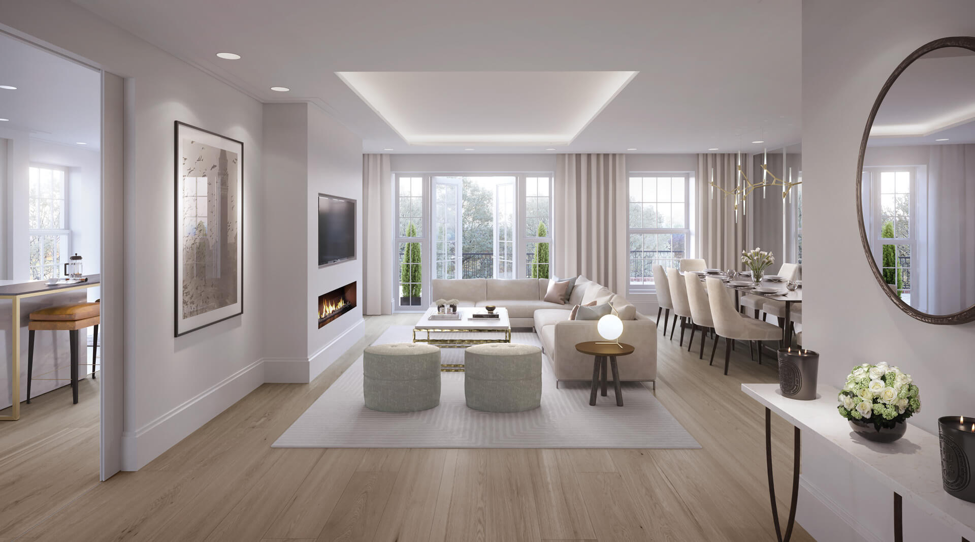 The Birchwood Property Marketing Cgi Sanders Studios # Muebles Fuzion Santa Rosa