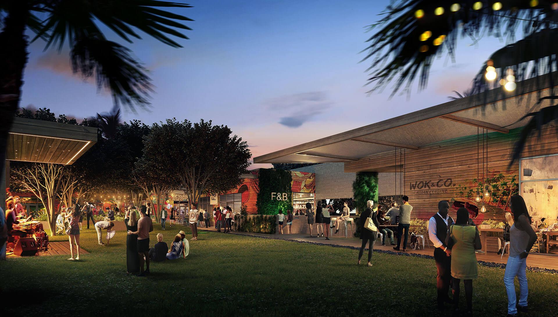 Sanders Studios_Metro1_Wynwood Park Rendering_Restaurant Park 02