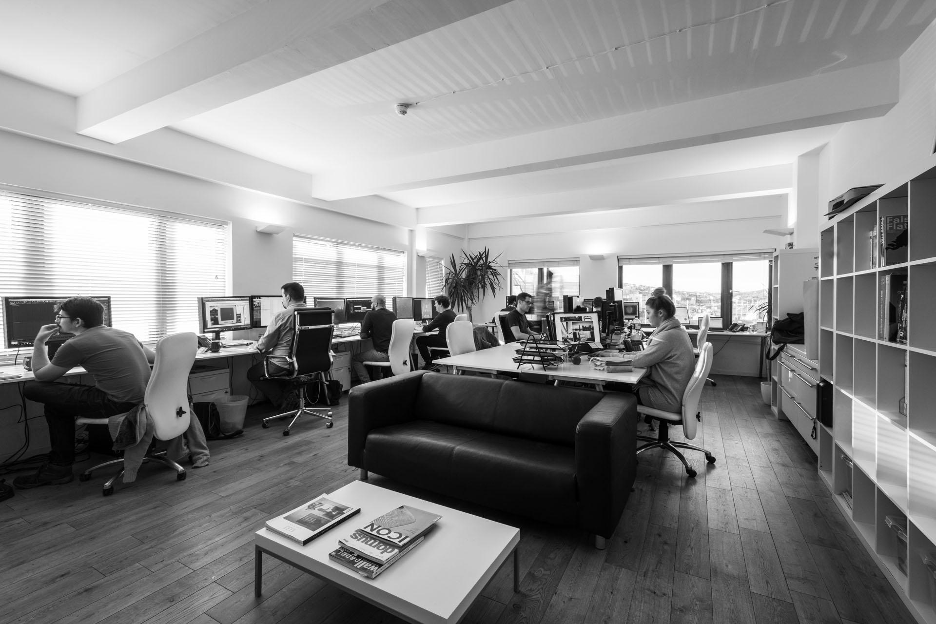Sanders Studios_Studio