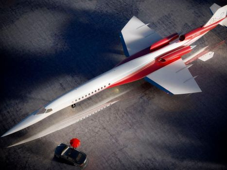 Aerion Supersonic | Creating a watertight marketing package to launch the AS2 to market