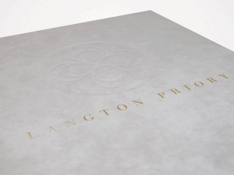 Langton Priory | Creating a prestigious brand image for a prestigious London residence
