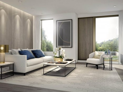 Redington Gardens | Concept, design and visualisation for luxury London living