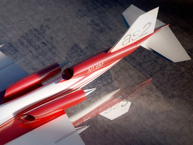 From London to New York in 4 Hours | Aerion Supersonic