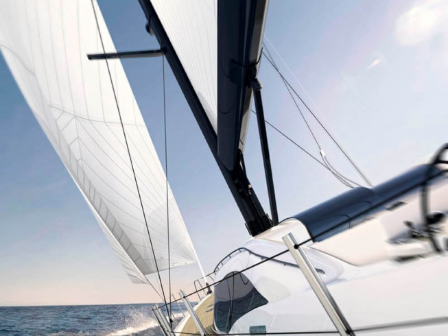 Oyster 885 | Capturing the fine detail of one of Oyster's most prestigious sail yachts