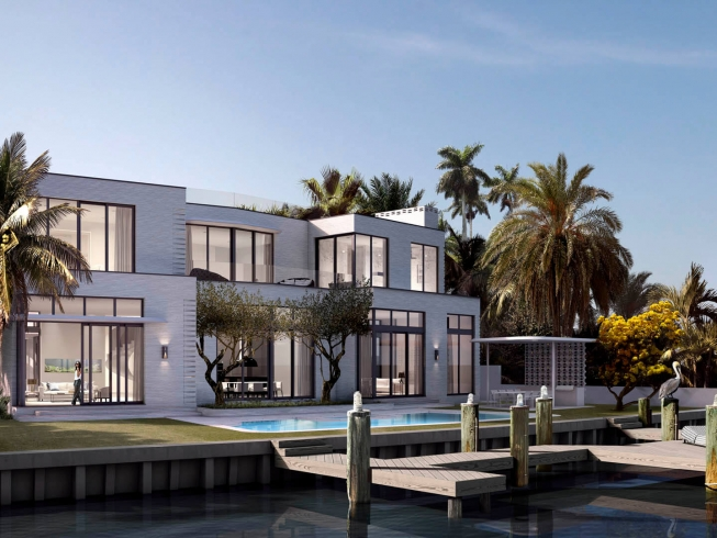Palm Avenue, Miami | Dufner Heighes
