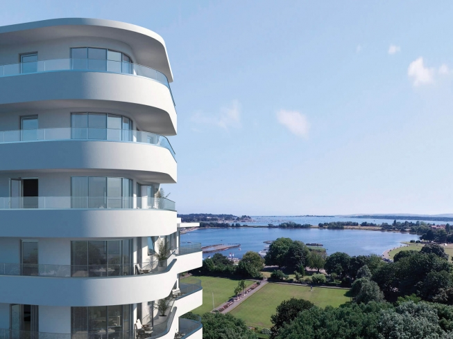 Horizons | Film and CGI for McCarthy & Stone's flagship development in Poole