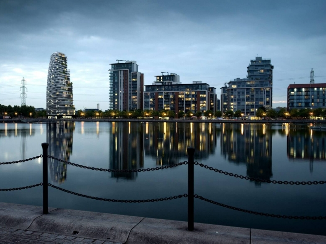 Silvertree | A 24-Story Green-Tech Tower in The Royal Docks