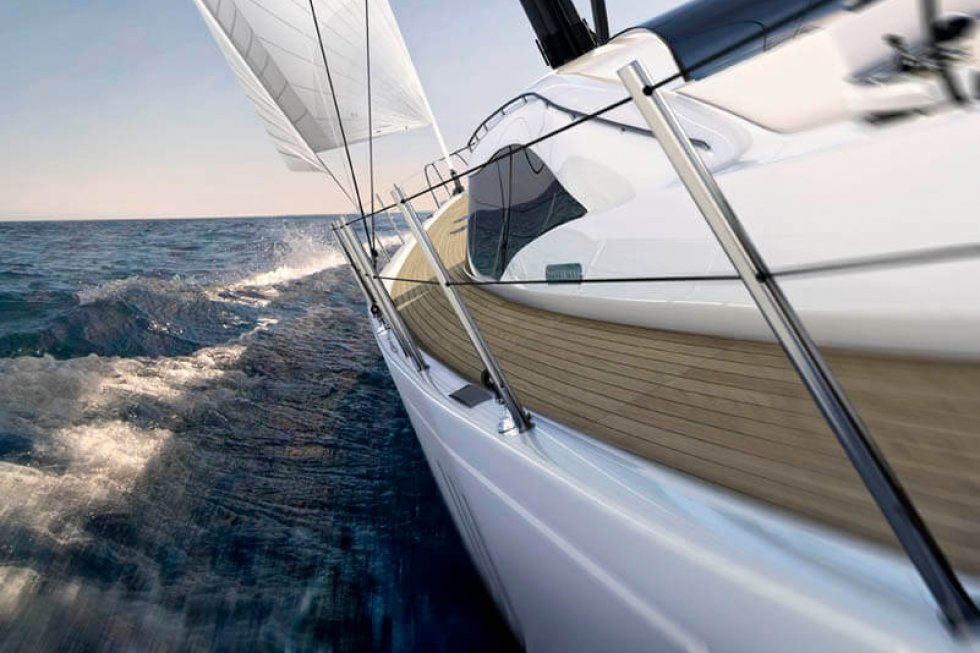 885 | Oyster Yachts